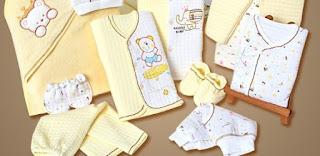 Celana Bayi Yang Baru Lahir