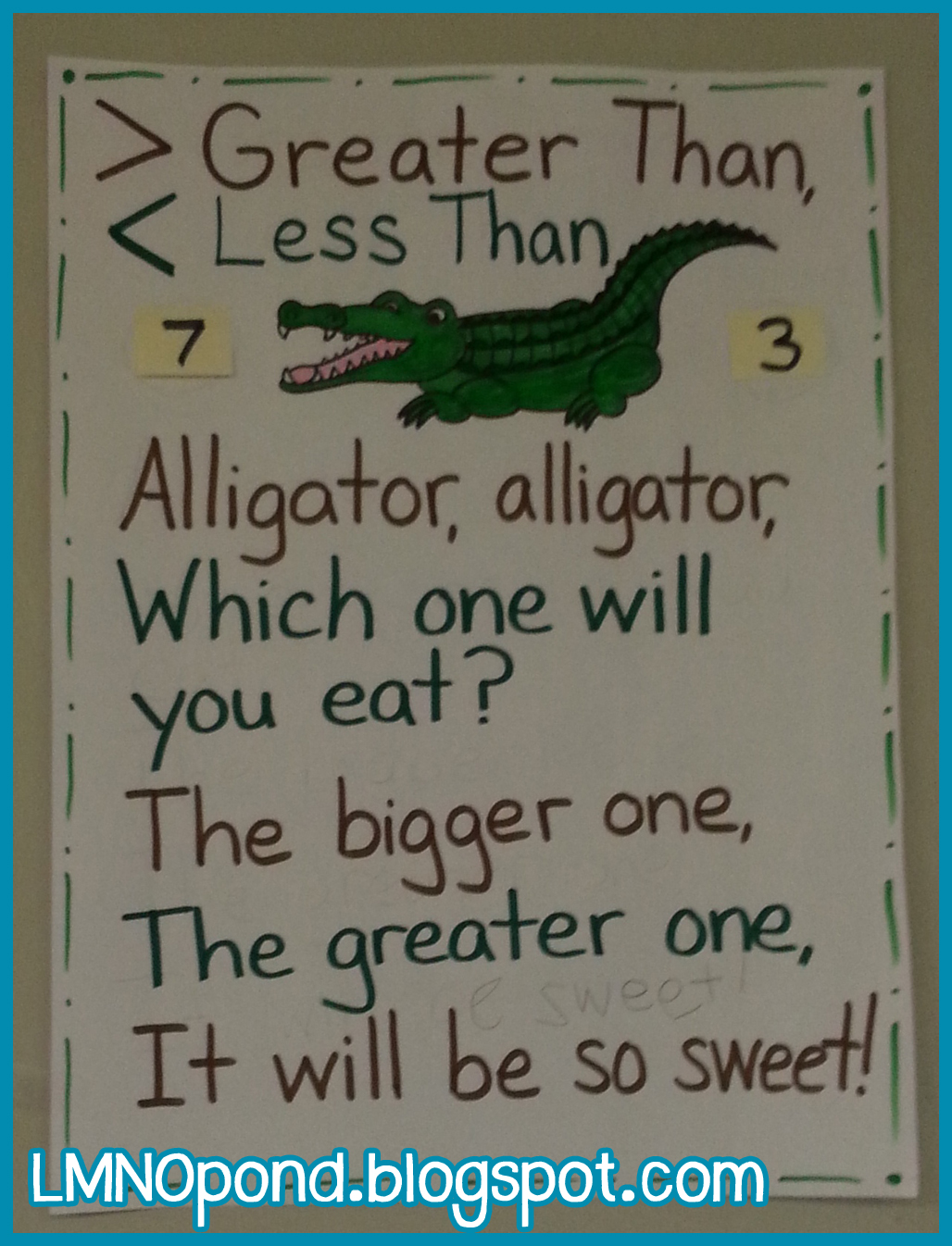 Lmno Pond First Grade Math In Focus Chapter 1 Numbers To
