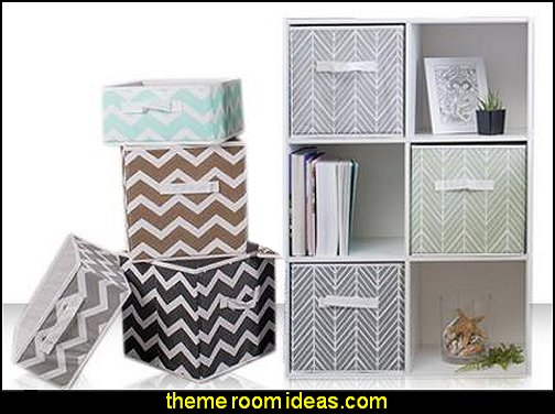Fabric Storage Containers for Nurseries, Offices, Closets, Home Décor, Cube Organizers & Everyday Storage