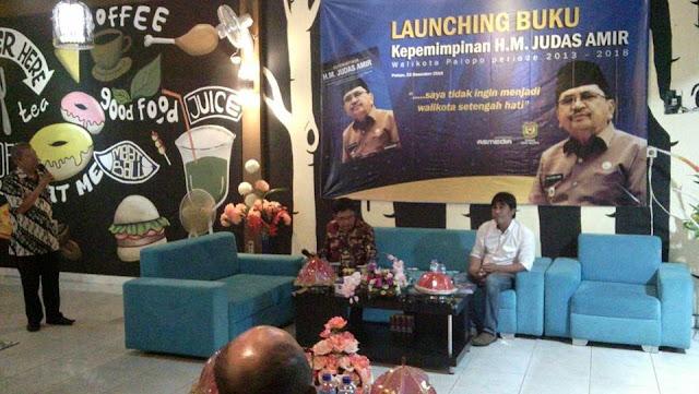 Launching Buku Kepemimpinan Judas Amir, Mengenal Gaya Khas JA Memimpin Palopo