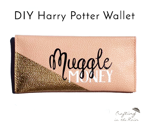 ee939dff0 Muggle Money Wallet - Crafting in the Rain