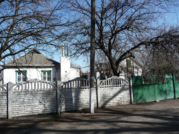 Китайгород. Вулиця Музейна на місці укріплення