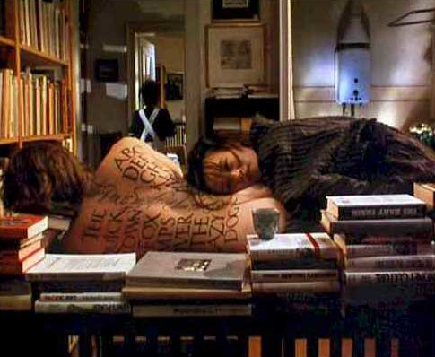 Peter Greenaway | The pillow book (1996)