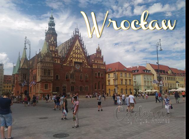 10 apontamentos para visitar Wrocław