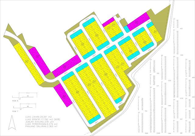 Model Site Plan