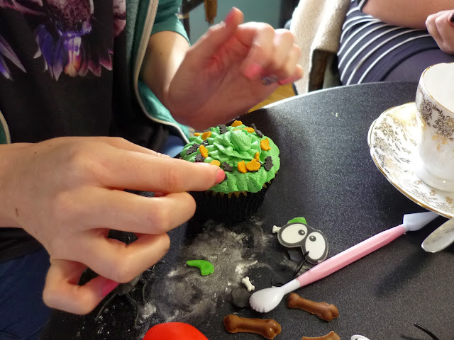That Cake Halloween Cupcake Decorating Guisborough