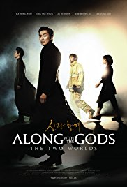 Along with the Gods | The Two Worlds | Full China Movie (2017) Web-Rip, After a heroic death, a firefighter navigates the afterlife with the help of three guides