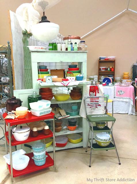 shop local vintage kitchenware