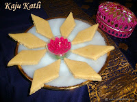images for Kaju Katli / Kaju Katli Recipe / Cashew nut Burfi / Kaju Burfi Recipe - Easy Diwali Sweets