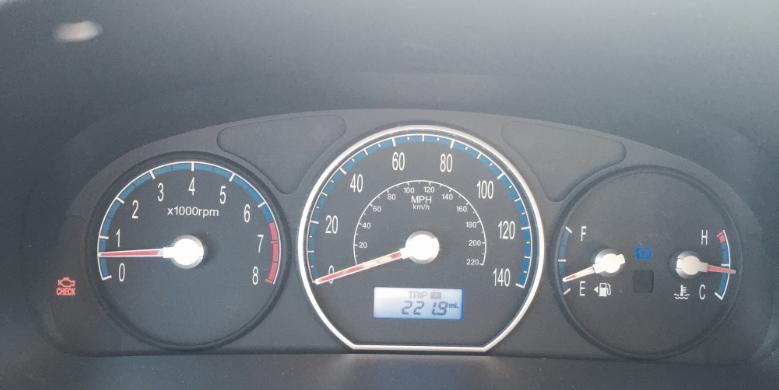 Gas Gauge Not Working >> 2007 Hyundai Santa Fe Gas Gauge Not Working Car News And