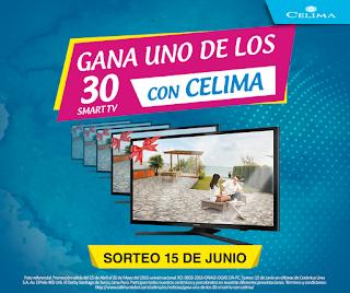 """[Sorteo] Gana uno de los 30 Smart TV de 43"""" con CELIMA"""