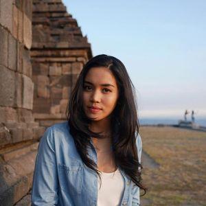 Foto Alexandra Asmasoebrata Seksi, Cantik,  Paha Mulus