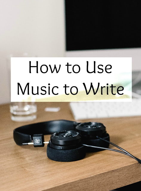 How to Use Music to Write