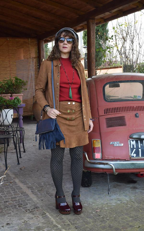 Anni Settanta Outfit Amour Mon dCeEoWQrBx