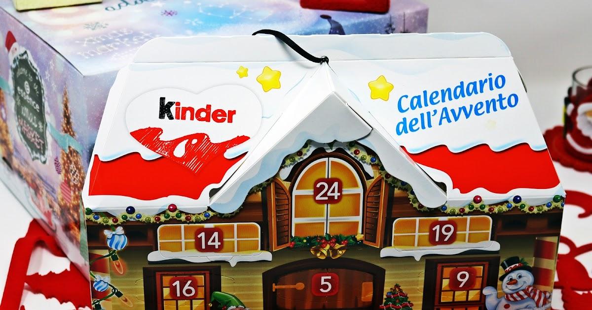 Calendario Avvento Kinder.I Calendari Dell Avvento Piu Golosi Carmy Blog Magazine