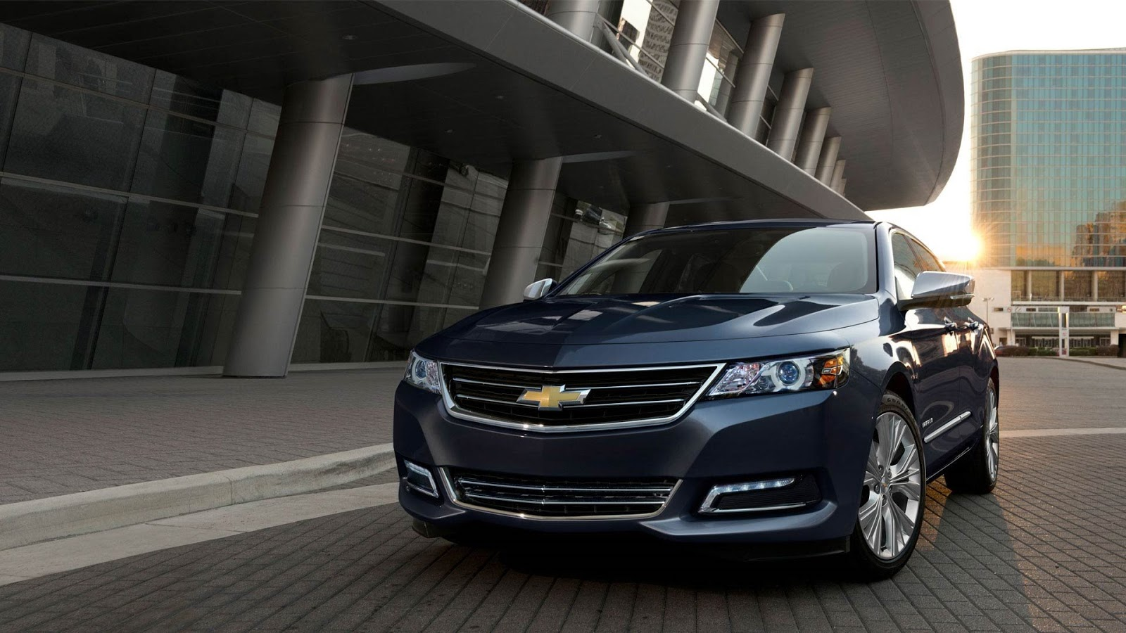 According to some information this latest generation of the impala will focus on fuel efficiency is better without ignoring on the performance of the car