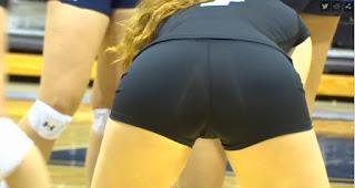 voyeur volleyball asses