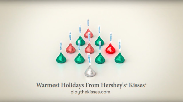 "Hershey's ""Heartwarming the World"" Campaign featuring ""Bells"""