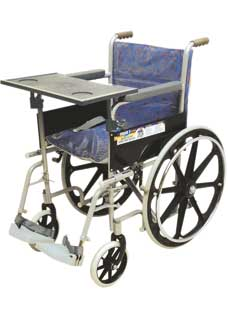 Regular Wheelchair Mag Wheel With Eating & Writing Board