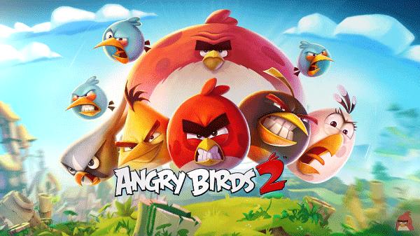 تحميل لعبة انجري بيرد angry birds 2 للأندرويد مجانا