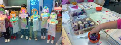 Campamento de arte para niños