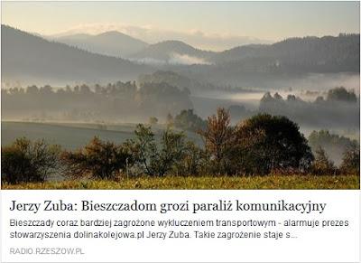 https://www.radio.rzeszow.pl/wiadomosci/1130/jerzy-zuba-bieszczadom-grozi-paraliz-komunikacyjny