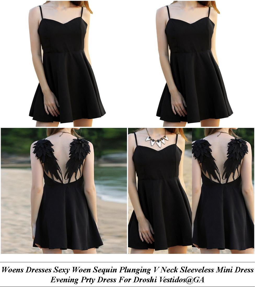 Dresses Online - Clearance Sale Near Me - Denim Dress - Cheap Online Clothes Shopping