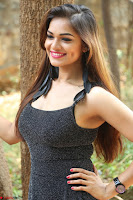 Aswini in lovely Deep Neck Sleeveless Black Dress Spicy Pics ~  Exclusive 48.JPG