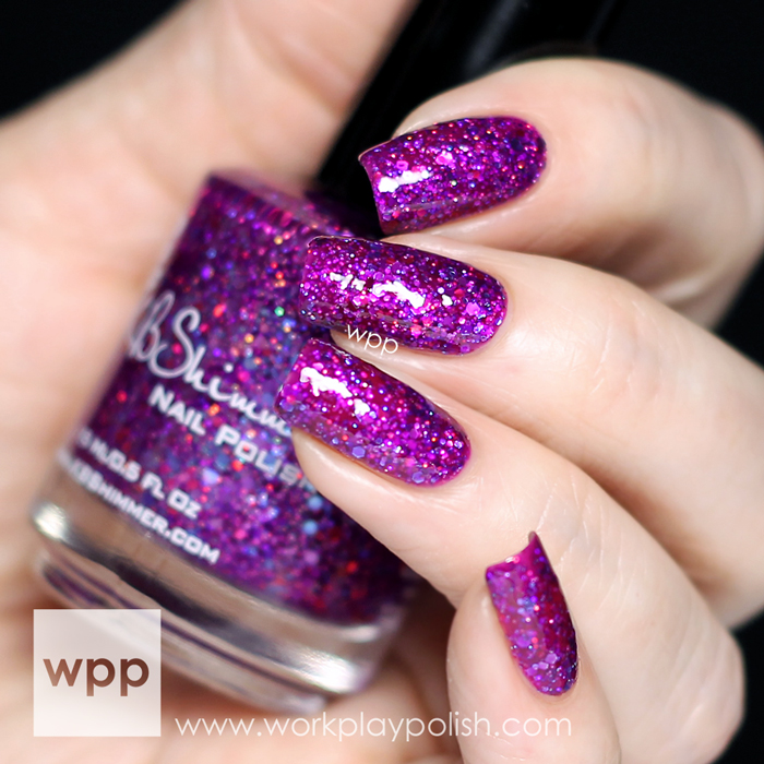 KBShimmer Too Pop To Handle