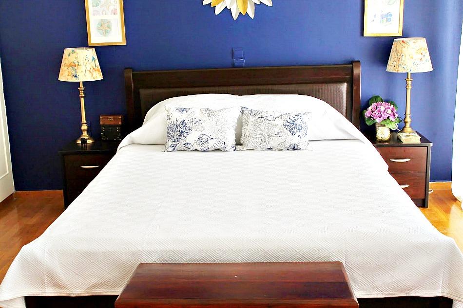 Πως να στρώσεις όμορφα το κρεβάτι σου