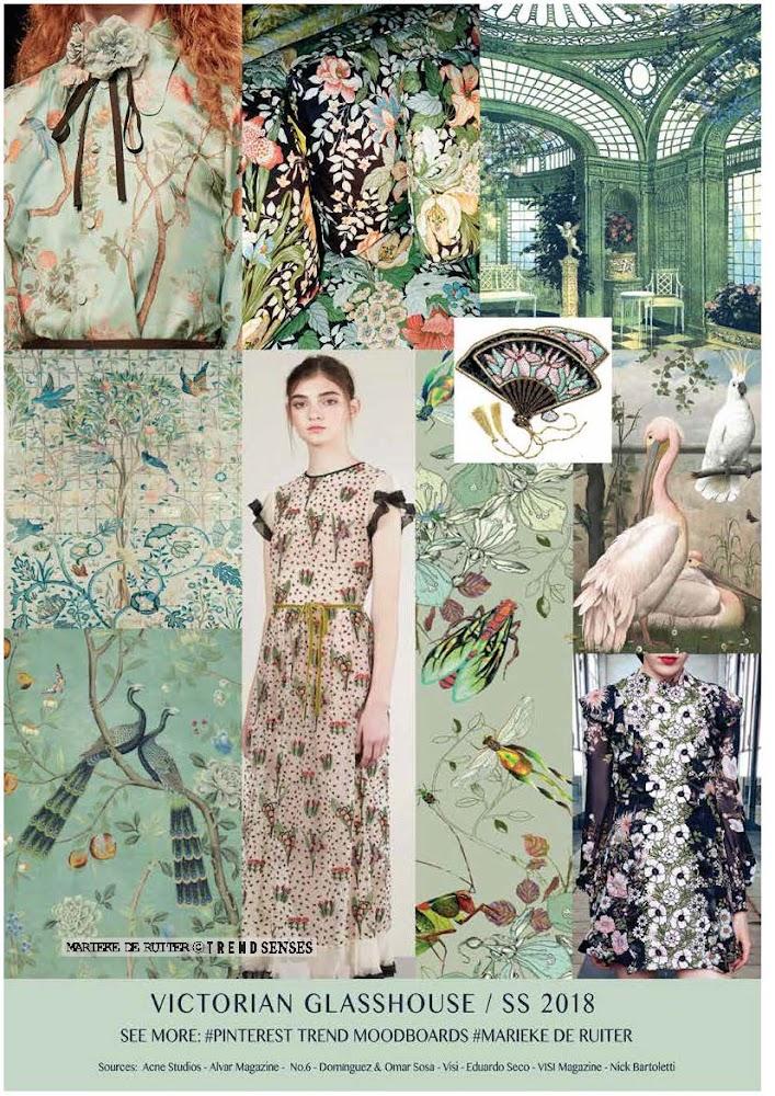 Fashion Vignette Trends Marieke De Ruiter Print