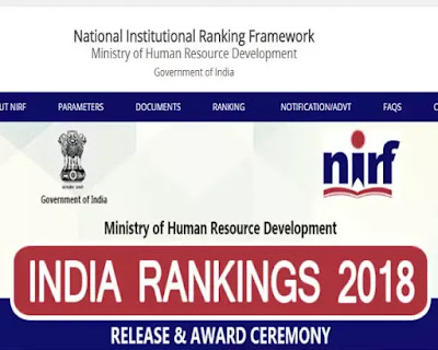 NIRF Rankings 2018: IISc Bangalore Tops