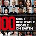 David Oyedepo, Chimamanda, Ngozi Okonji Iweala  & others featured in 2017 Most Reputable People on Earth