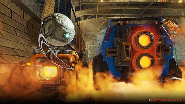 Rocket League Triton Gameplay Screenshot 5