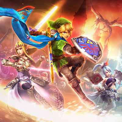 Hyrule Warriors is coming to the Switch