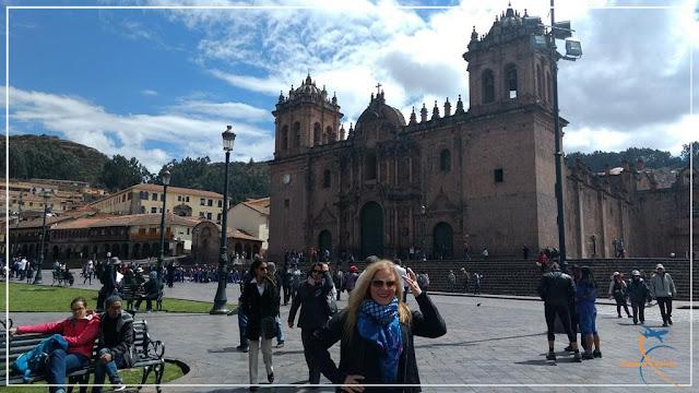 Catedral de Cusco e Plaza de Armas