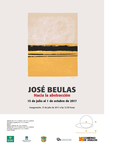 José Beulas, Hacia la abstracción