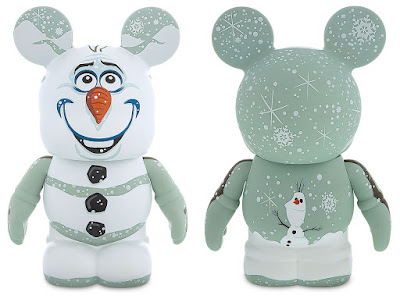 "Frozen Olaf Vinylmation 9"" Vinyl Figure by Disney"