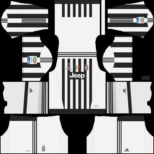 b4daaddc5 Juventus Kit Dream League Soccer 2019