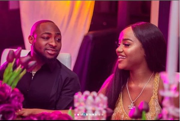 """I And Davido Will Grow Old Together"" – Chioma"