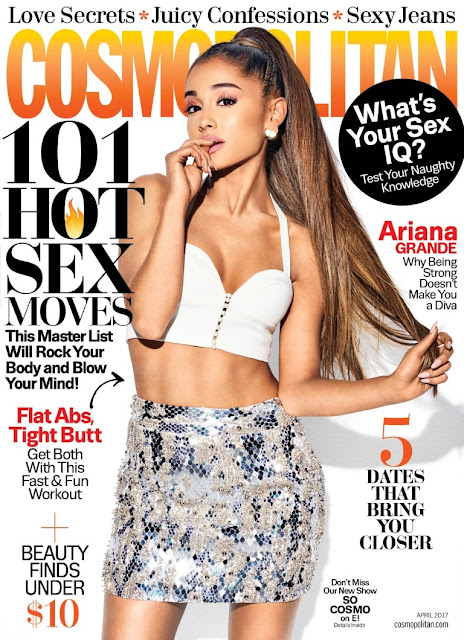 Cosmopolitan Ariana Grande
