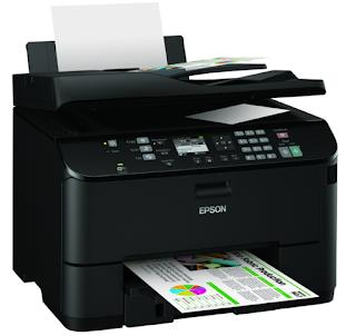 Epson WorkForce Pro WP-4535 DWF Printer Drivers Download