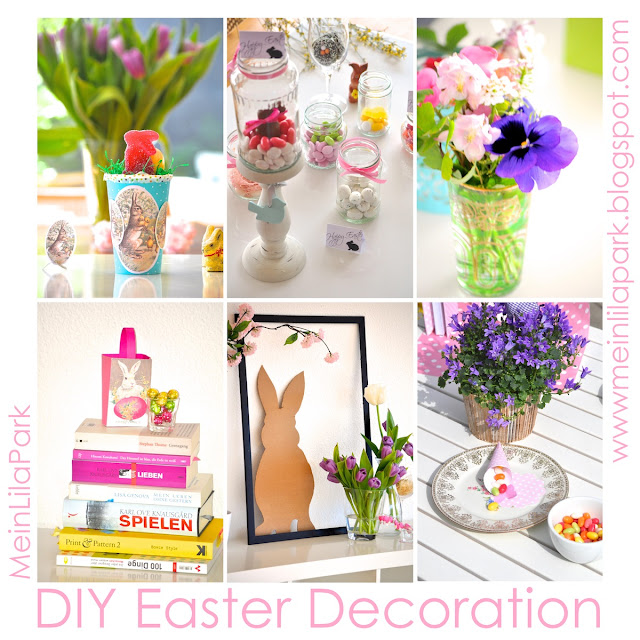 Happy Easter – DIY Easter Decoration ideas – Frohe Ostern