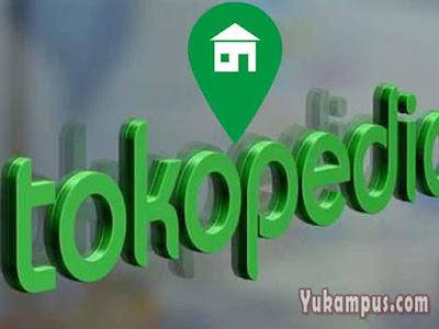 cara ganti alamat utama tokopedia