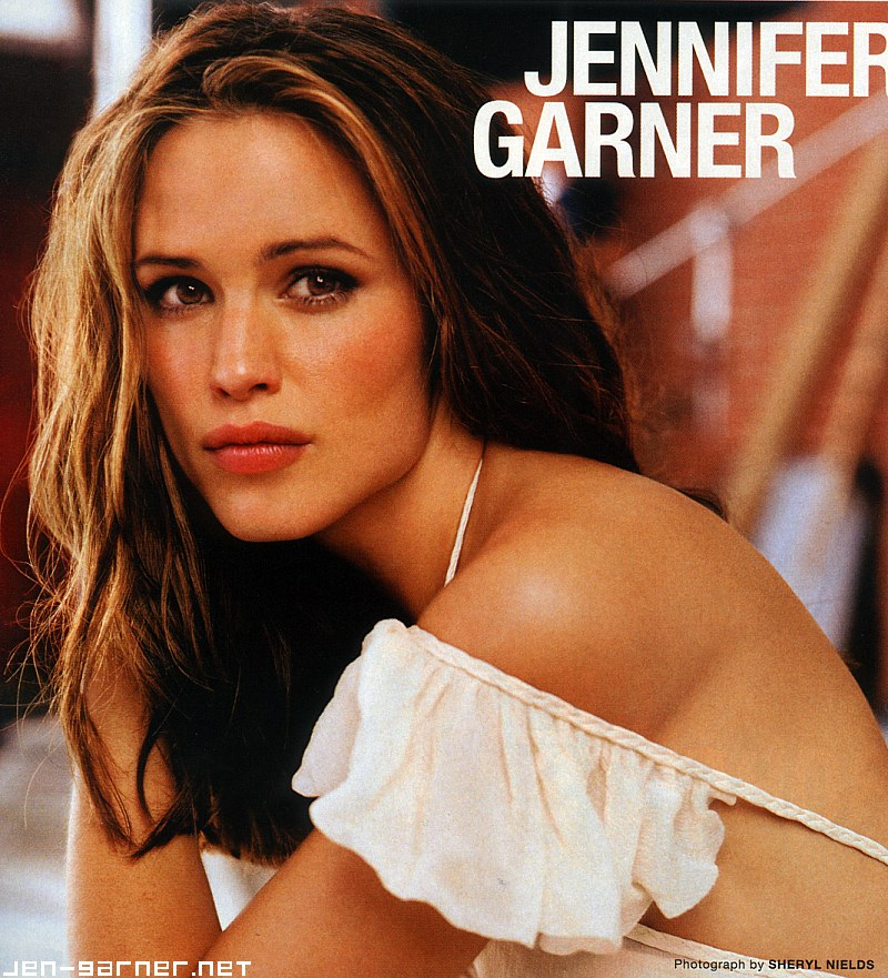 jennifer gardner hot