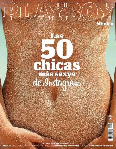 Playboy México: Las 50 más sexys de Instagram