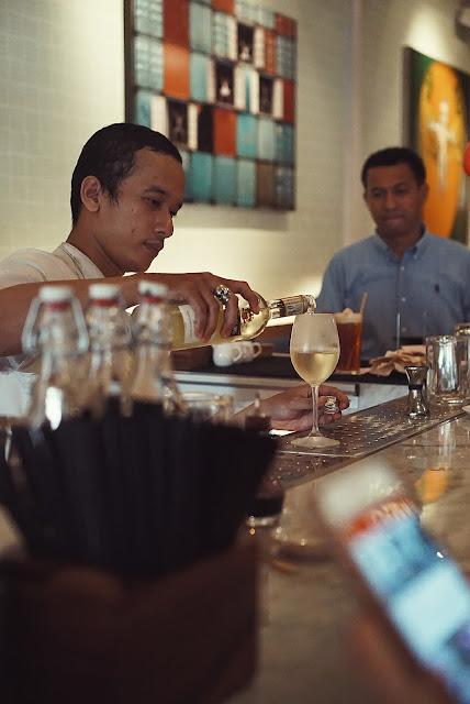 Attarine at Gunawarman - Jakarta Selatan