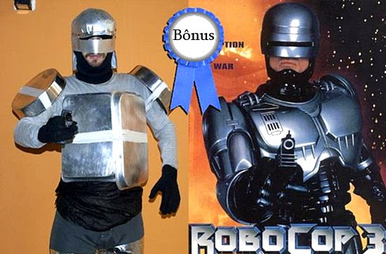Cosplay Fail- Robocop