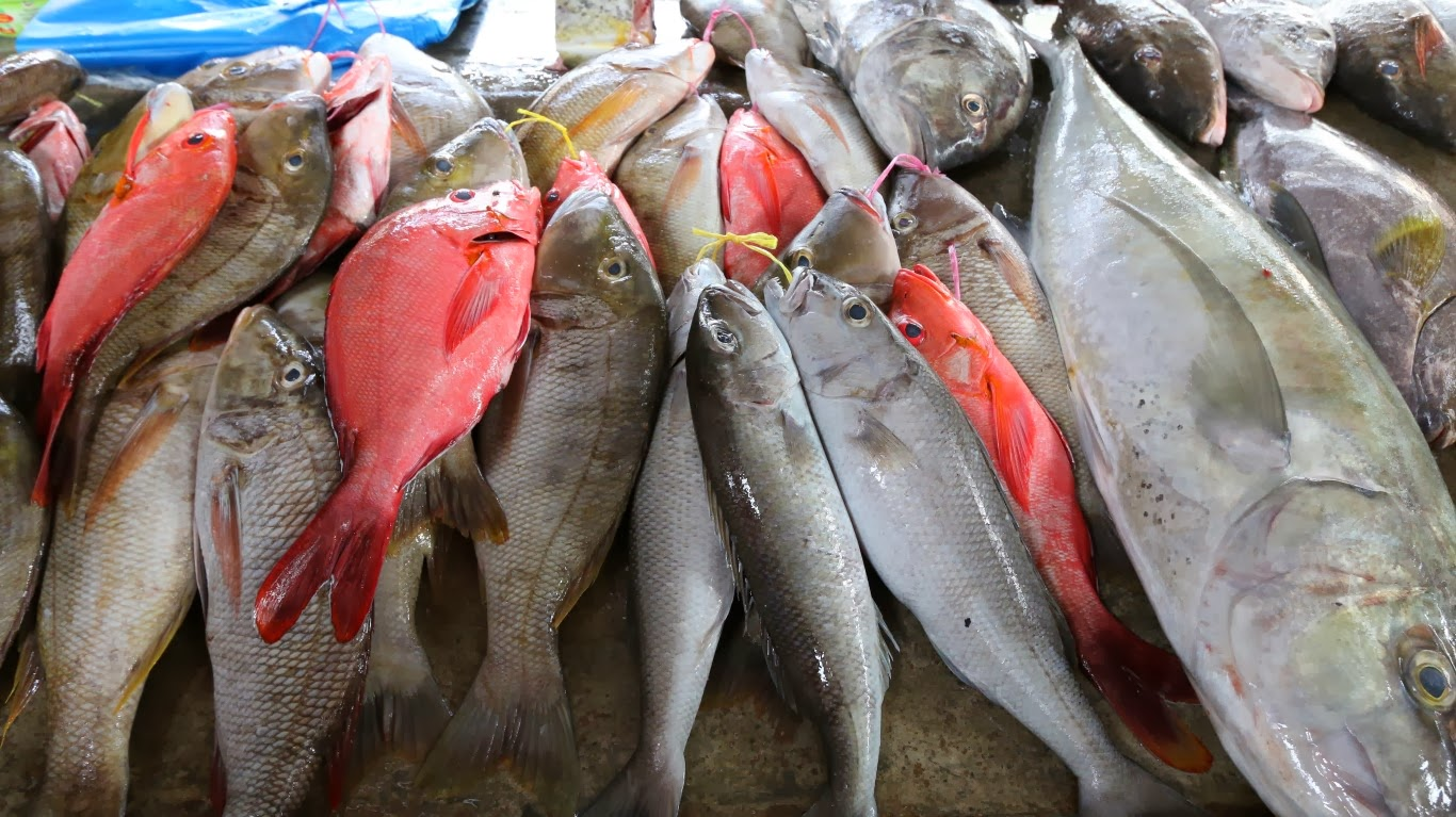 Fischmarkt Victoria (C) JUREBU
