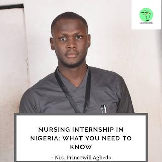 Nursing internship in Nigeria